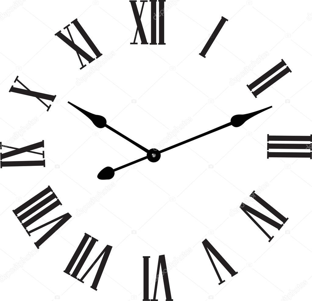Relojes vintage vector vector de stock davidenko for Reloj de pared vintage 60cm