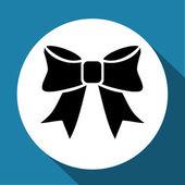 Bow tie vector icon