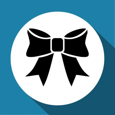 bow tie vector icon