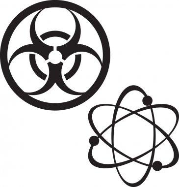 Molecule Icon eps10