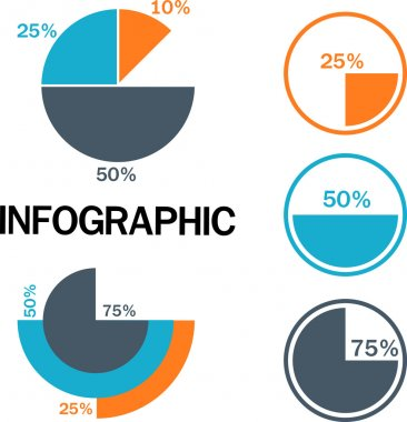 Infographic Essentials vector illustration