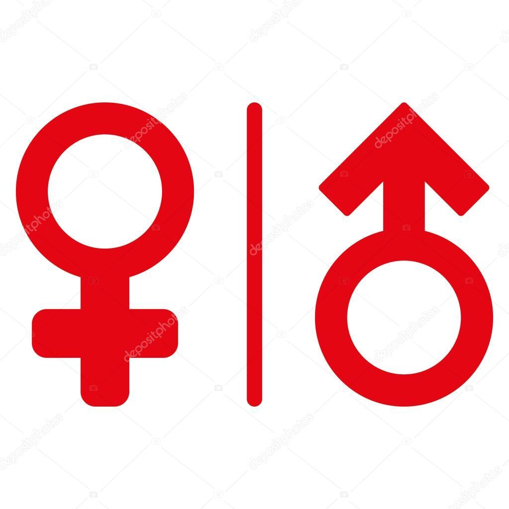 wc gender symbols flat vector icon stock vector c ahasoft 121801396 https depositphotos com 121801396 stock illustration wc gender symbols flat vector html