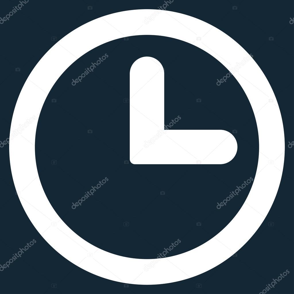 Картинки по запросу значок часов белый