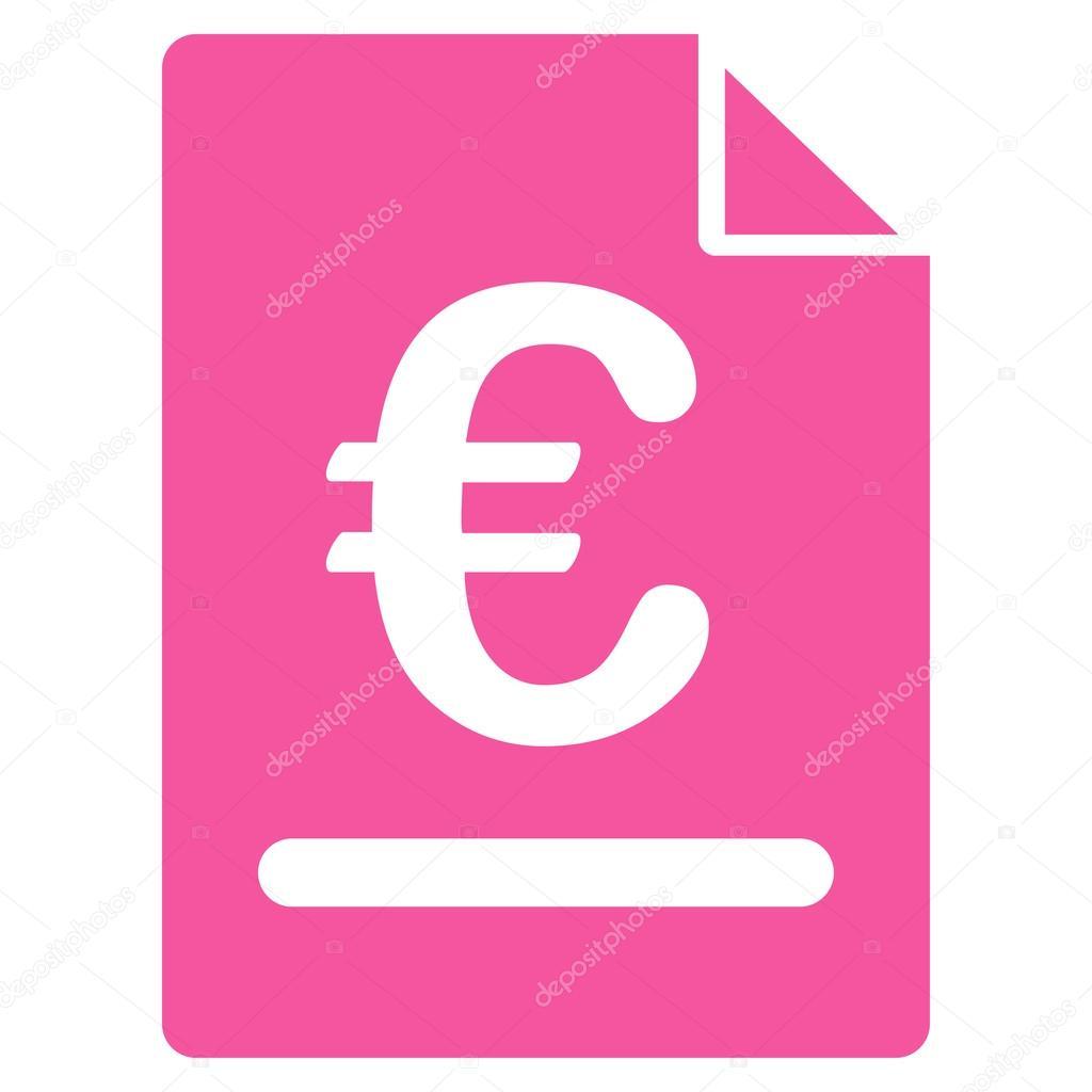 symbol rechnung bicolor euro banking festlegen. Black Bedroom Furniture Sets. Home Design Ideas