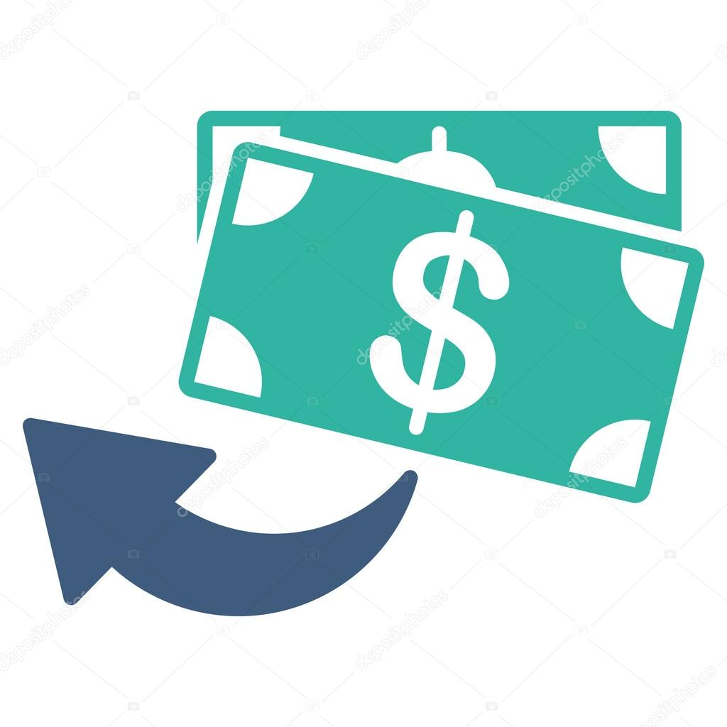 cashback icon from business bicolor set stock vector c ahasoft 78778836 https depositphotos com 78778836 stock illustration cashback icon from business bicolor html