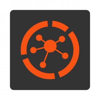 Connections diagram icon