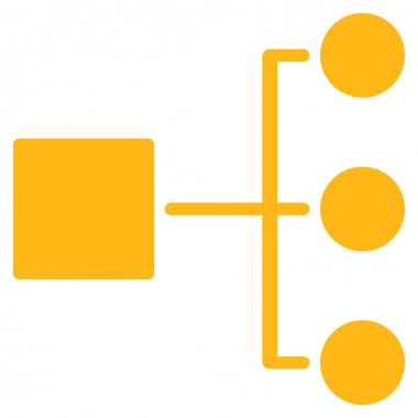 Diagram Icon from Commerce Set