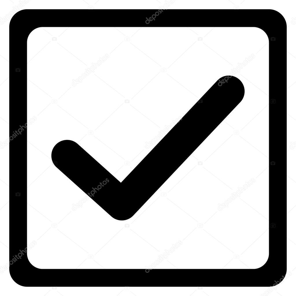 Checkbox icon — Stock Vector © ahasoft #79409108
