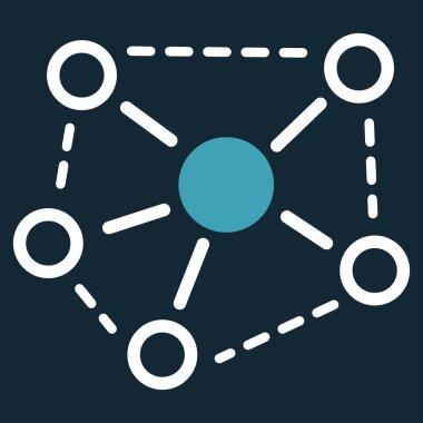 Molecule Links icon