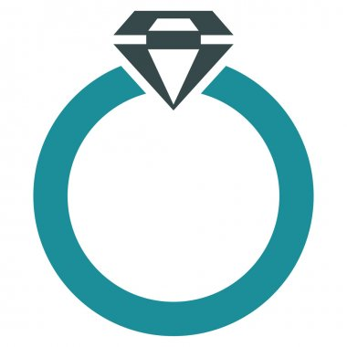 Diamond Ring Icon from Commerce Set