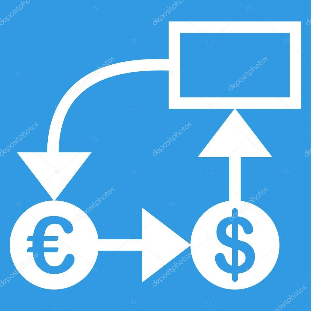 flow chart icon \u2014 stock vector © ahasoft 80364450