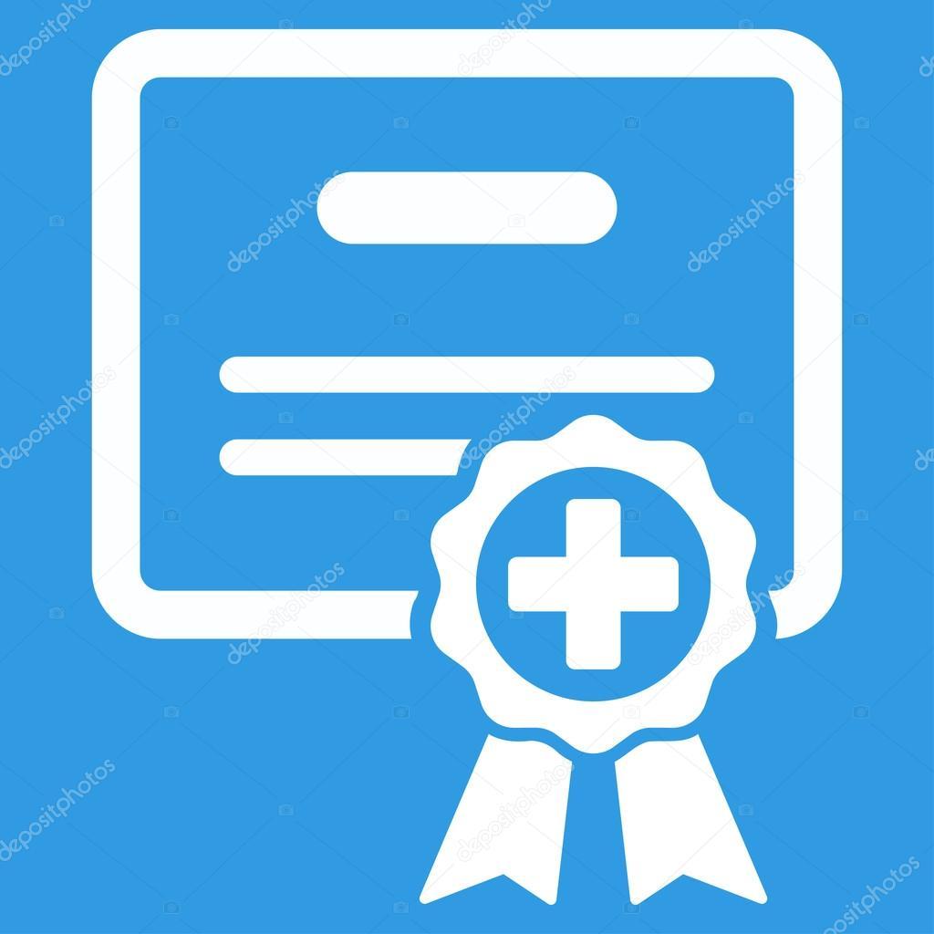 Certification Icon Stock Vector Ahasoft 84866934