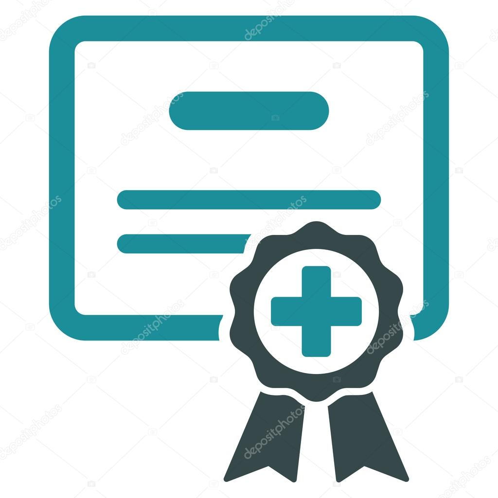 Medical certificate icon stock vector ahasoft 84879234 medical certificate icon stock vector 84879234 xflitez Gallery