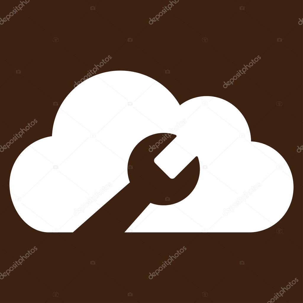 Cloud Tools Icon