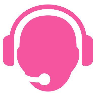 Operator Head Icon