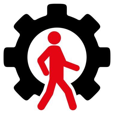 Developer Flat Icon