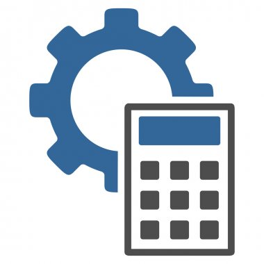 Engineering Calculations Flat Icon