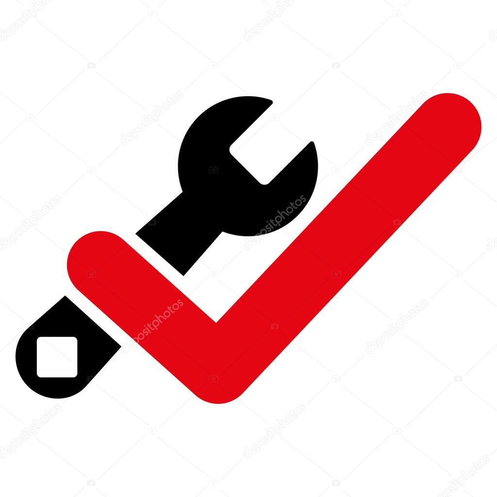 Valid Tools Flat Icon