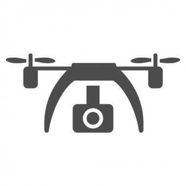 Drone Video Camera Icon