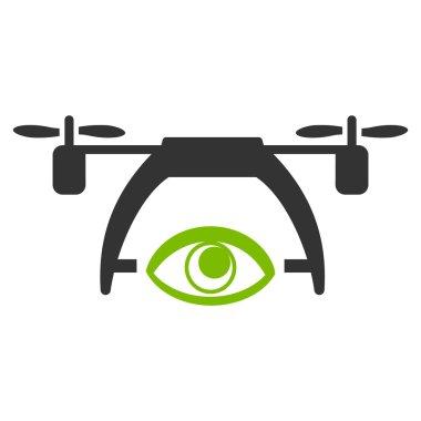Video Spy Drone Icon