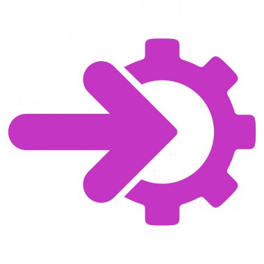 Integration Flat Icon