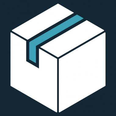 Package Flat Icon