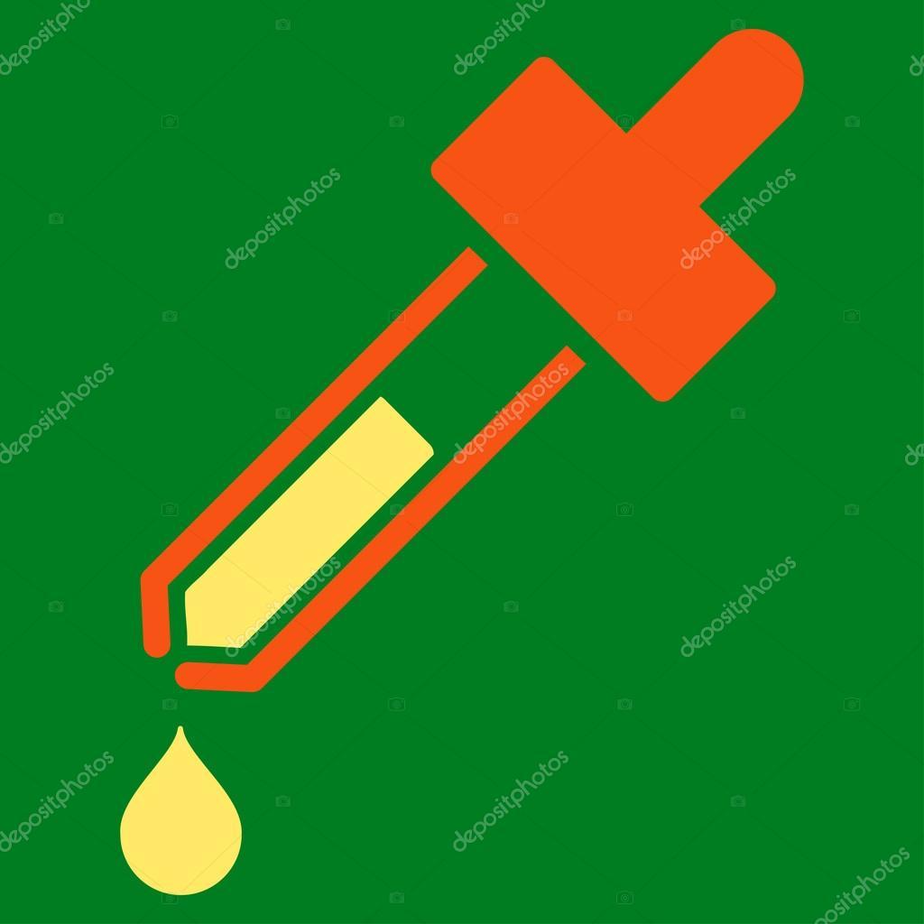 Dropper Flat Icon