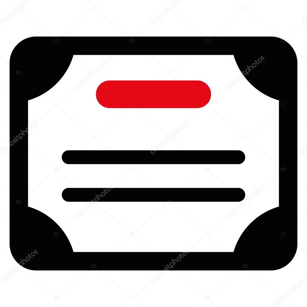 certificate flat icon stock vector ahasoft 91147266 rh depositphotos com certificate vector free certificate vector free download