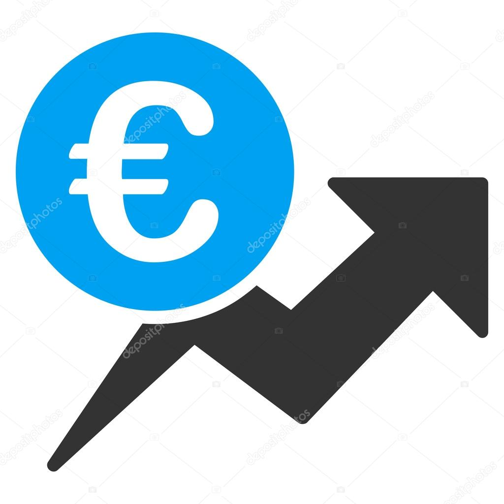 euro sales growth icon stock vector  u00a9 ahasoft 91681586 sale clip art free image sales clipart png