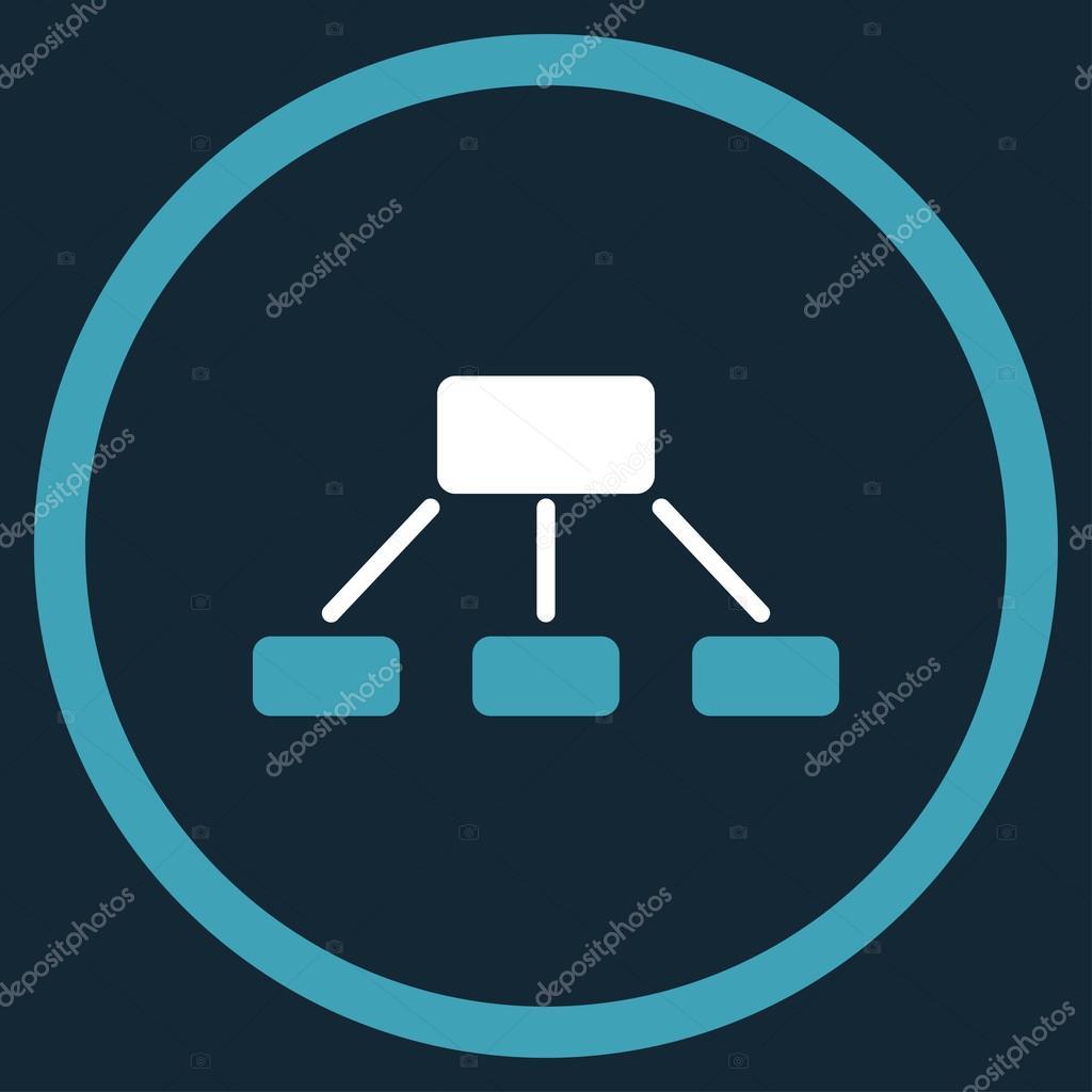 Hierarchy Flat Icon