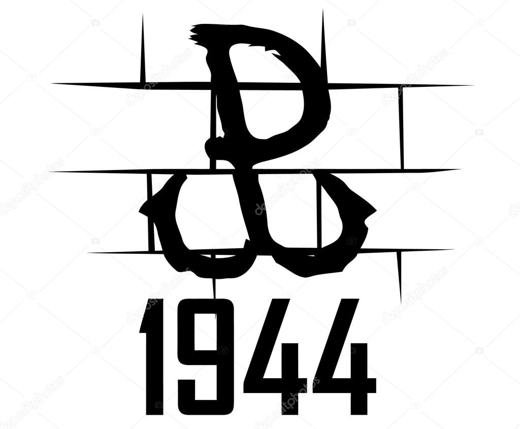 The Warsaw Uprising 1944 Stock Vector Agataus 78791354