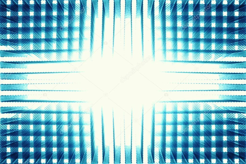 Armazón Azul abstracto fondo Milenio — Foto de stock © angsabiru ...