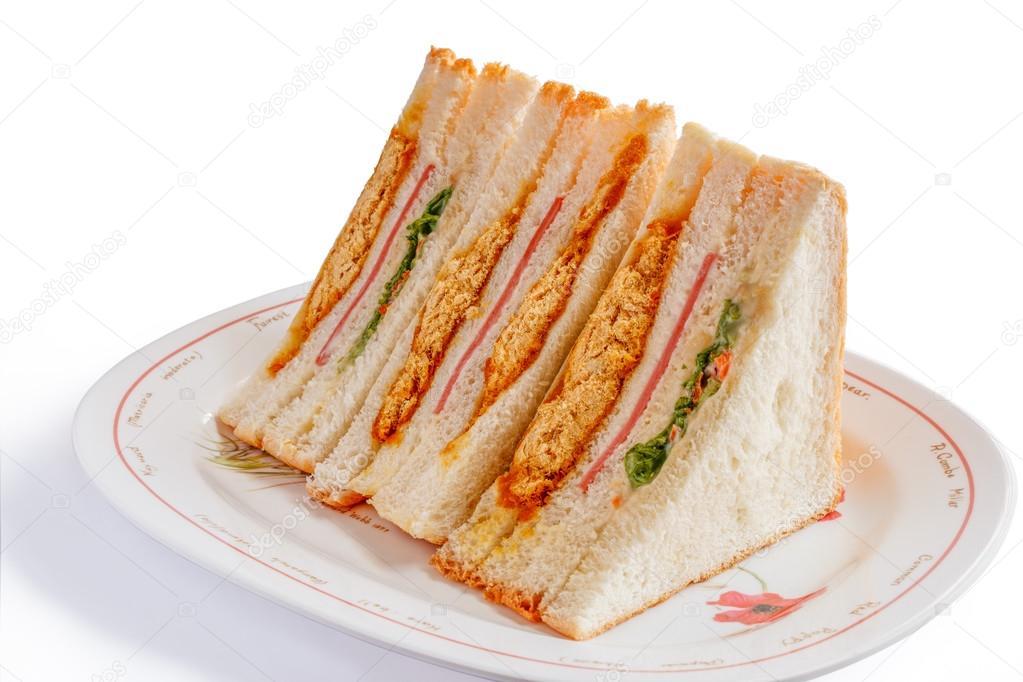 Бутерброды в сэндвичнице рецепты