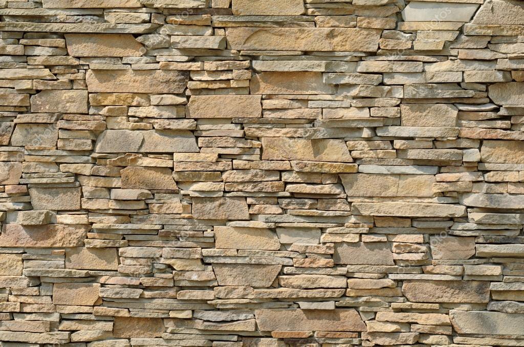 Fondo de una textura de revestimiento de la pared de - Revestimiento de paredes imitacion piedra ...