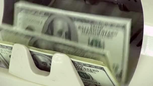Hotovostní peníze počítání stroj
