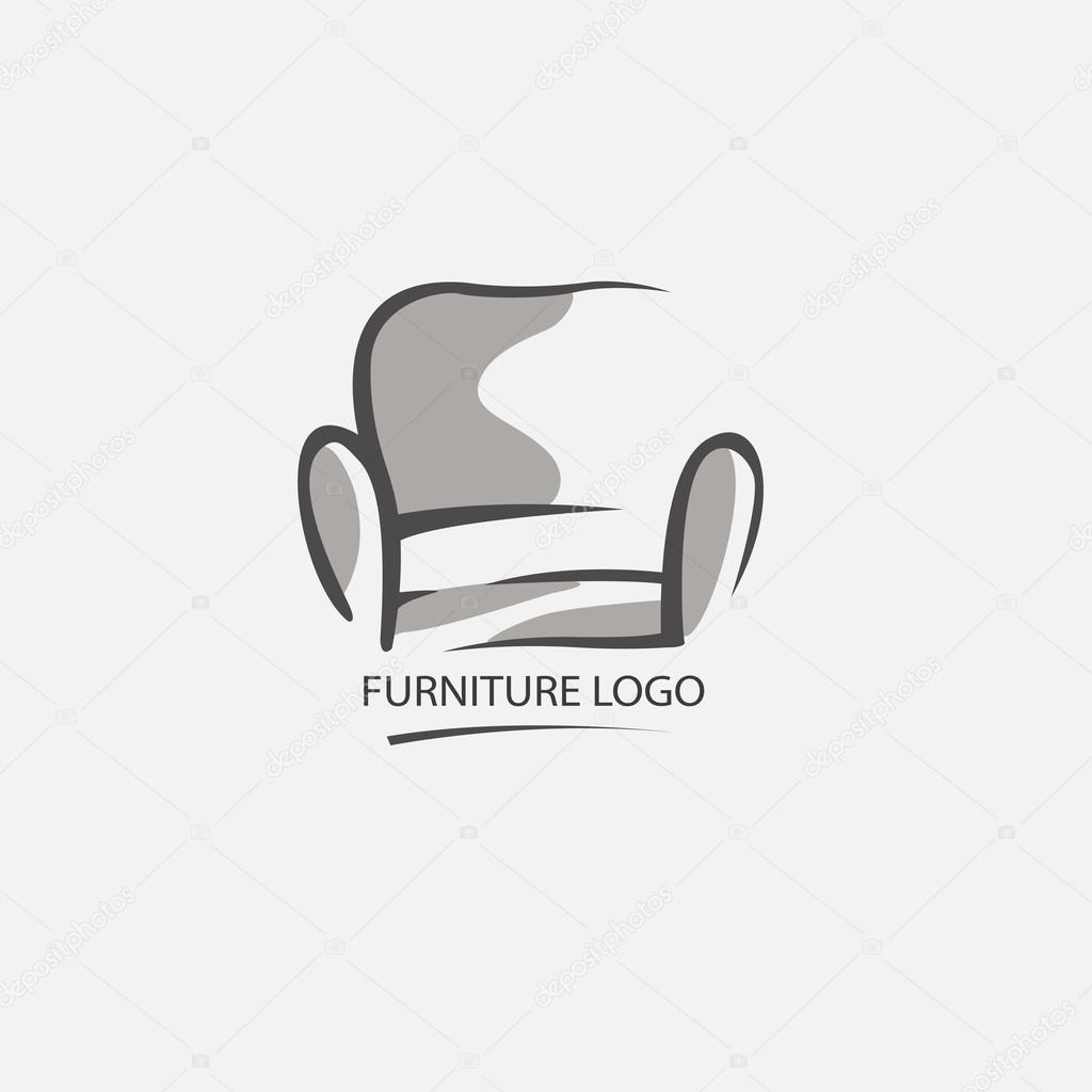 furniture logo. Brilliant Furniture Sofa Furniture Logo For Your Business Element Design Vector Set U2014 Stock  Vector Throughout Furniture Logo