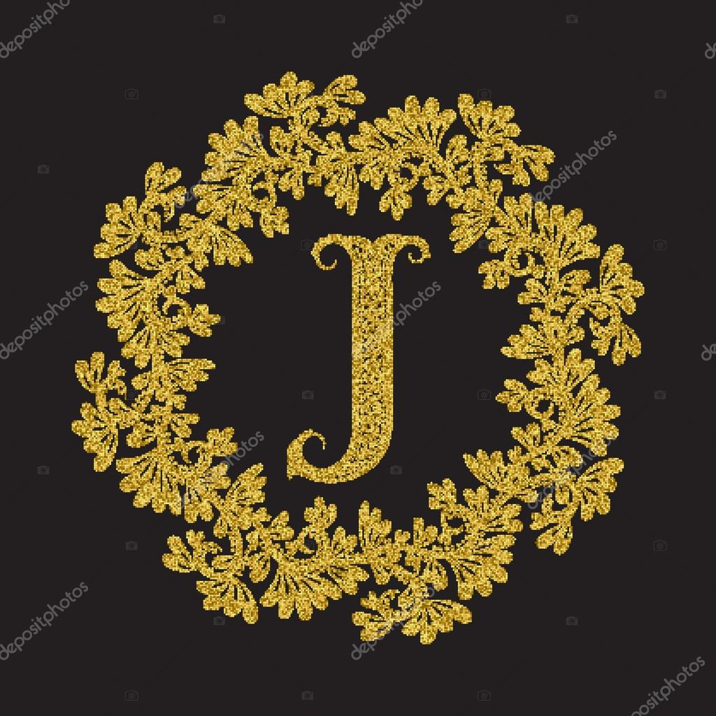 Opinion Vintage letter j know
