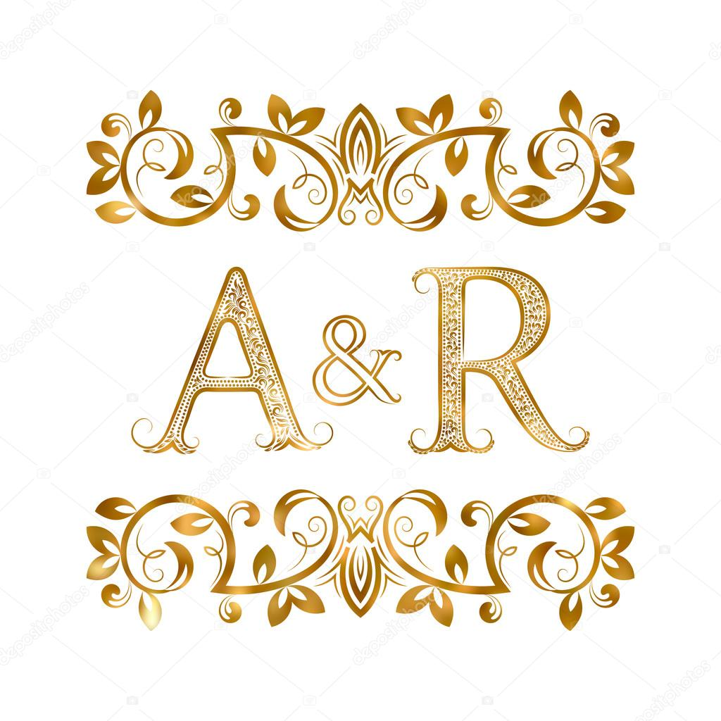 How To Do A  Letter Monogram