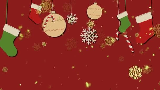 Christmas Bg 2 Loopable Background