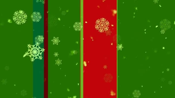 Christmas Stripes 2 Loopable Background