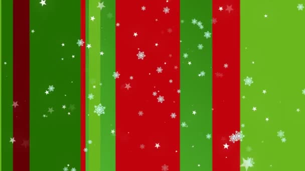 Christmas Stripes 3 Loopable Background