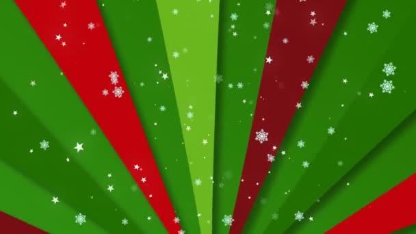 Weihnachten retro bg 1 loopable Hintergrund