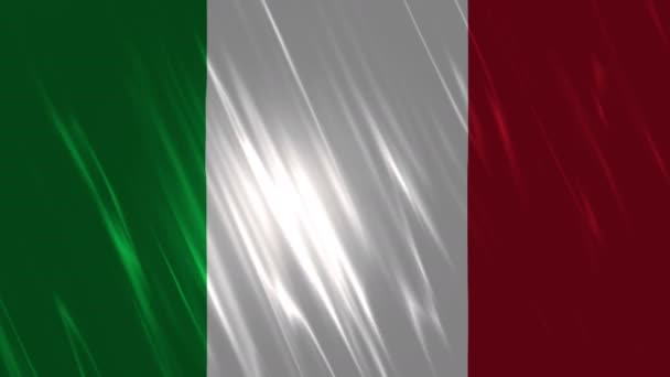Italy Flag Loopable Background