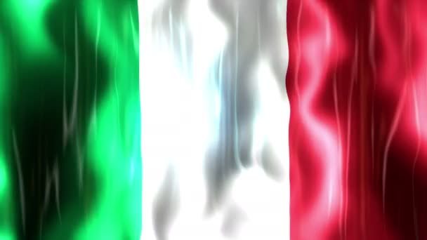 Italy Flag Animation