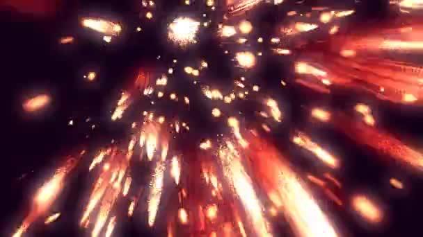 Raining Fireworks 1