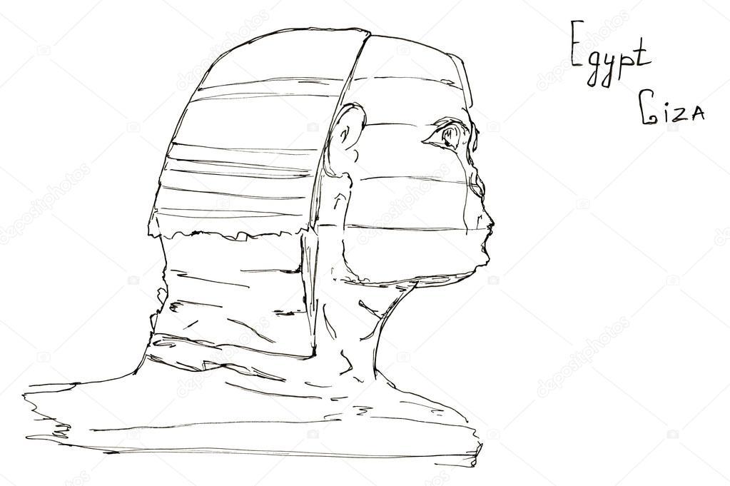 white sphinx