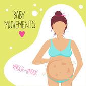 nahé těhotné ženy