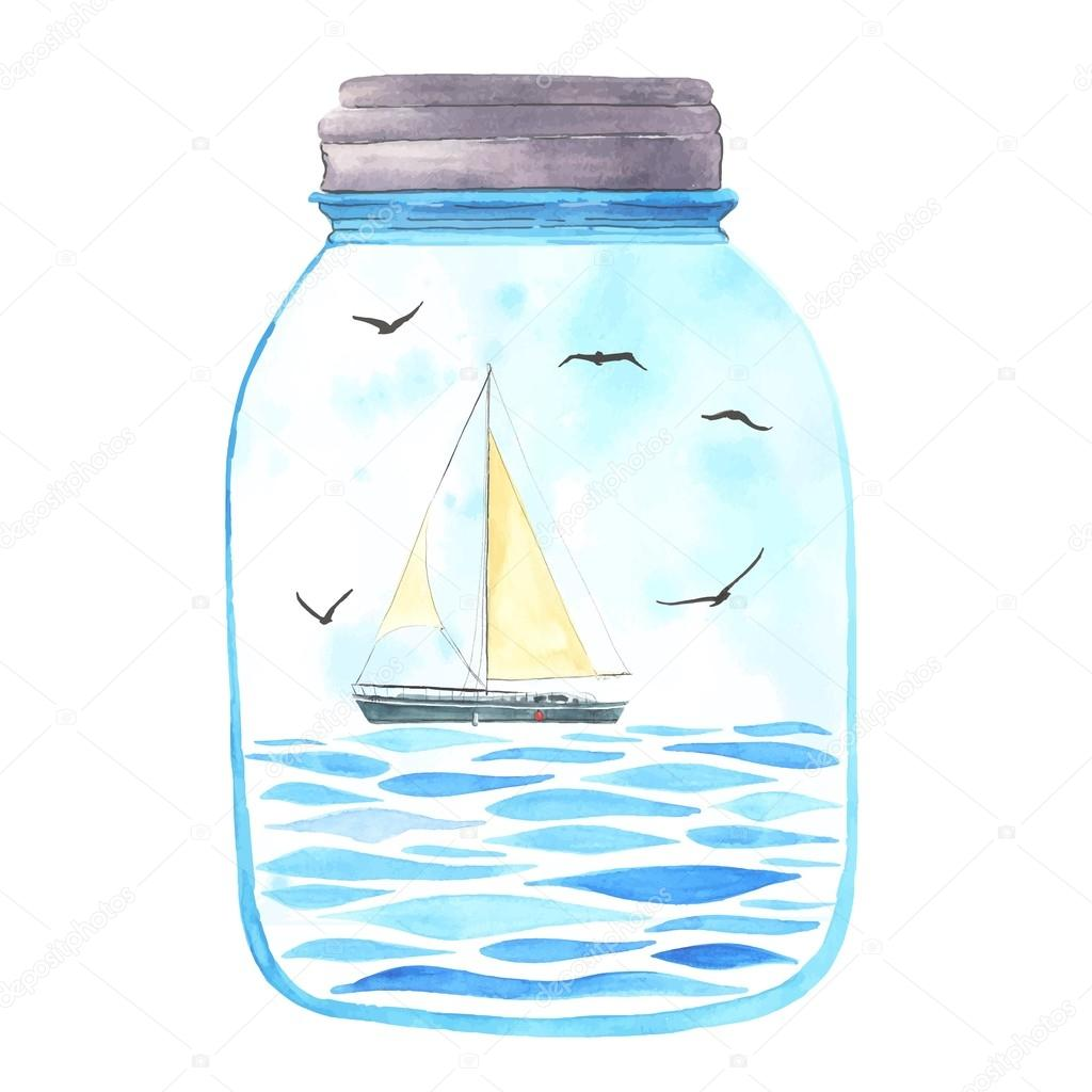 Memories in a jar.