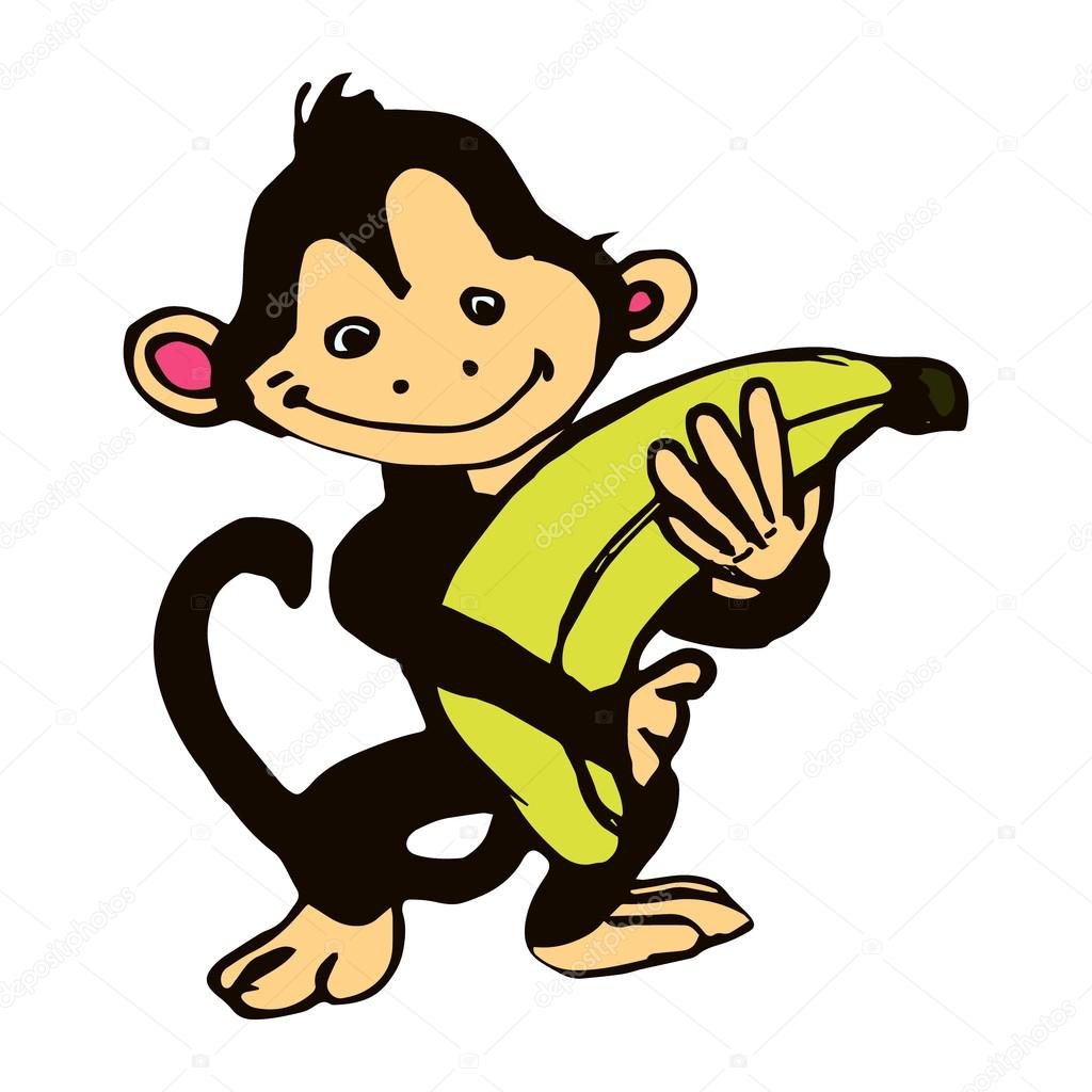 мавпа і банани гра