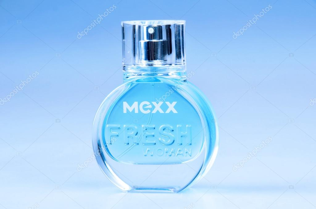 Eau De Parfum Perfume Mexx Fresh Woman Stock Editorial Photo